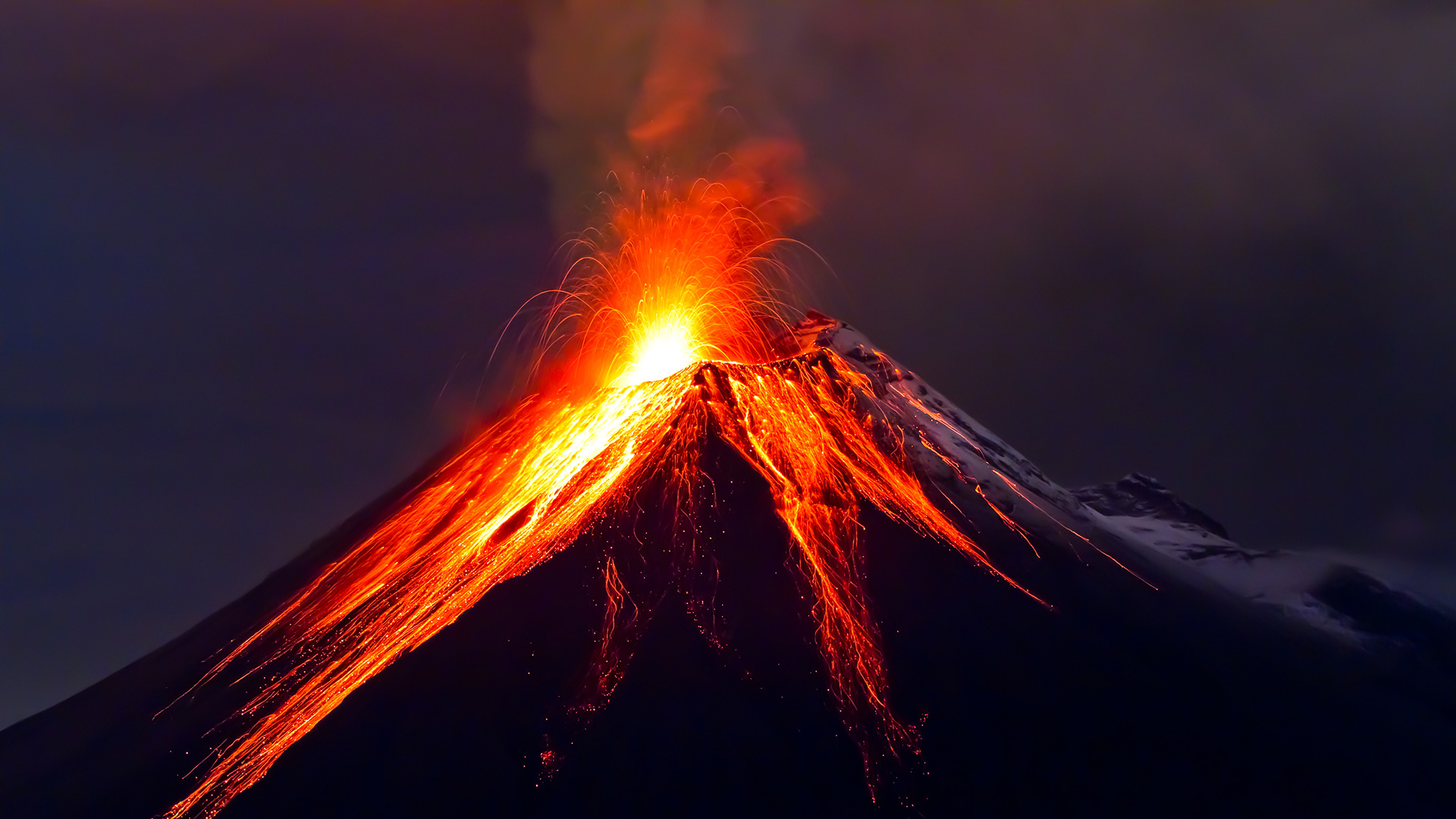 Curious about the types of volcanoes